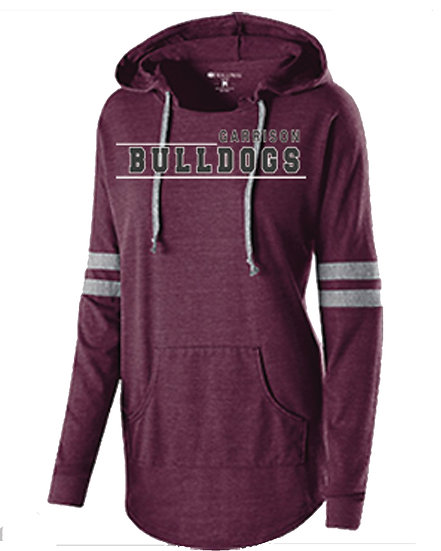 Junior Hooded Pullover
