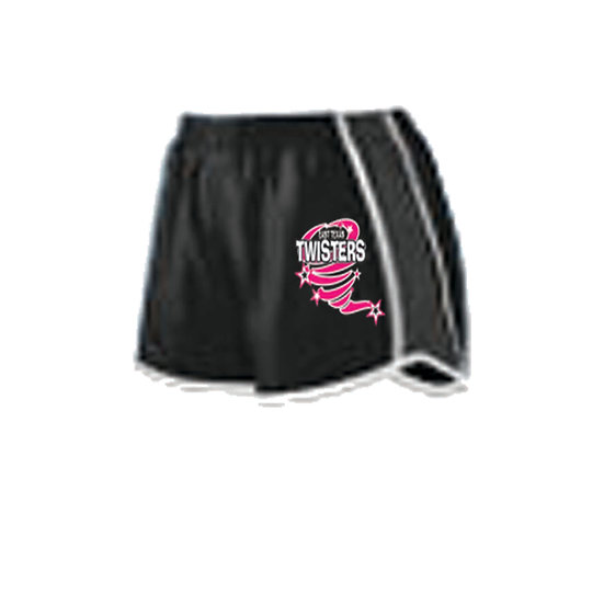 ETX Twisters Girls Team Shorts