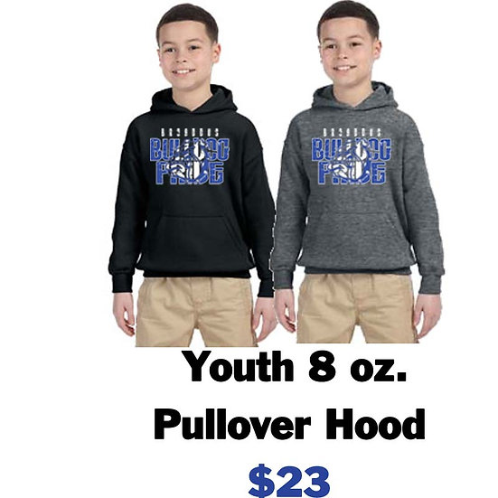 Broaddus Youth Pullover Hoodie