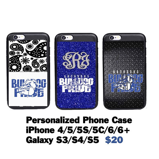 Broaddus Cell Phone Cases