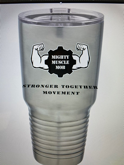 30 ounce stainless steel tumbler