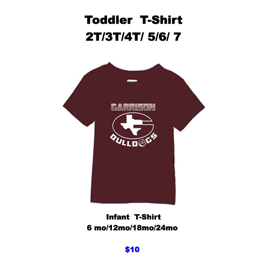 Infant and Toddler T-Shirt