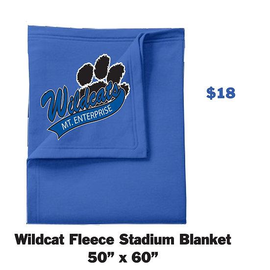 Wildcat Stadium Blanket
