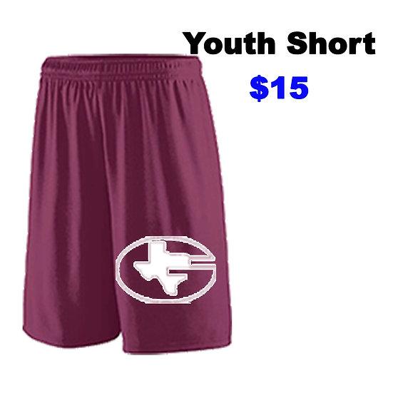 Youth Mesh Shorts