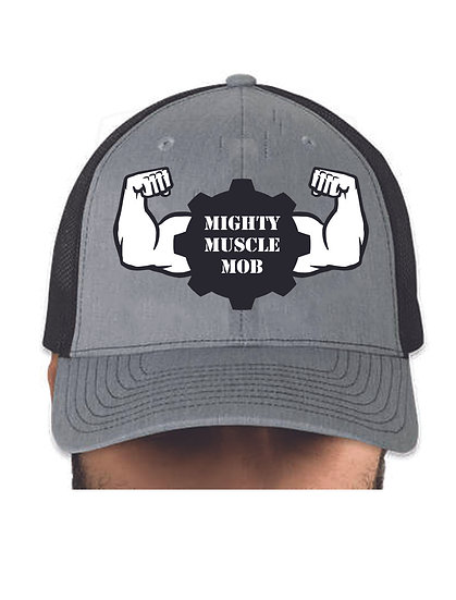 Mighty Muscle Mob Cap