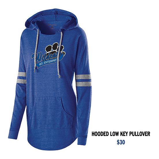 Junior Low Key Hooded Pullover