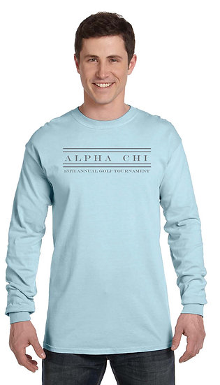2021 Alpha Chi Classic Shirt