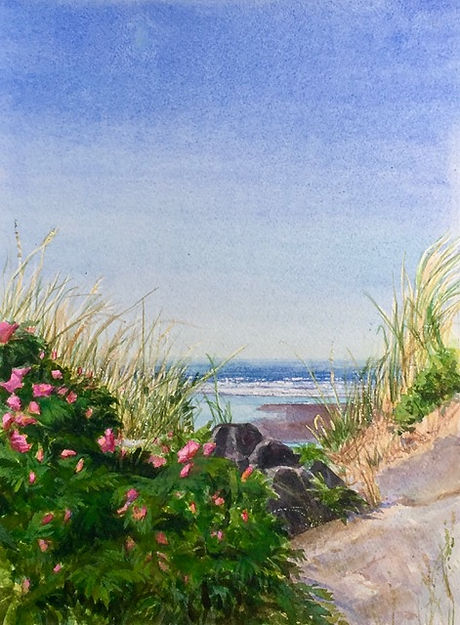 Mavillette Beach, N.S., watercolor.jpeg