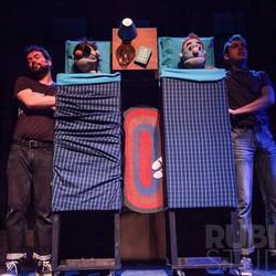 closing week #AvenueQ #cfrt #ncarts #puppetshow