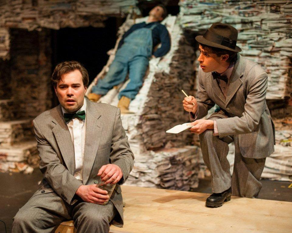 "as Homer in ""Floyd Collins"""