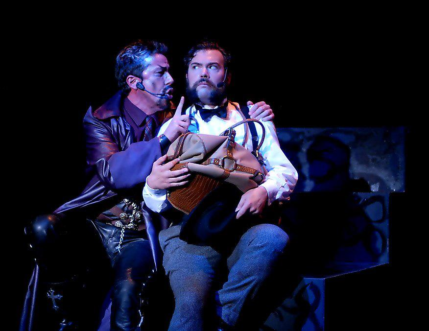 as Seward in Dracula: The Rock Opera