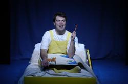 """as Benjamin in """"Yellow Boat"""""""