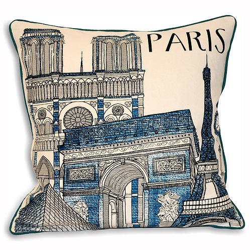 Cityscape Paris