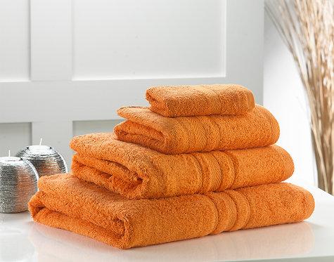 Royal Towel Orange (Egyptian Cotton)