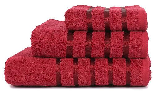 Savoy Towels Wine