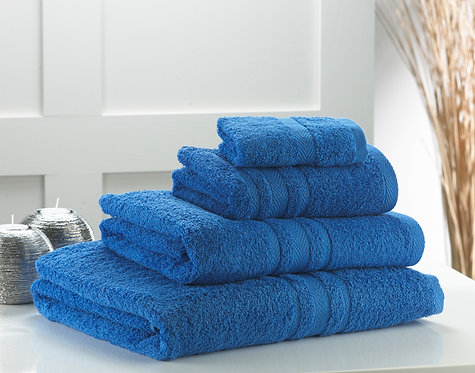 Royal Towel French Blue (Egyptian Cotton)