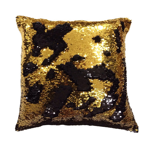 Luxury Mermaid Sequin Black