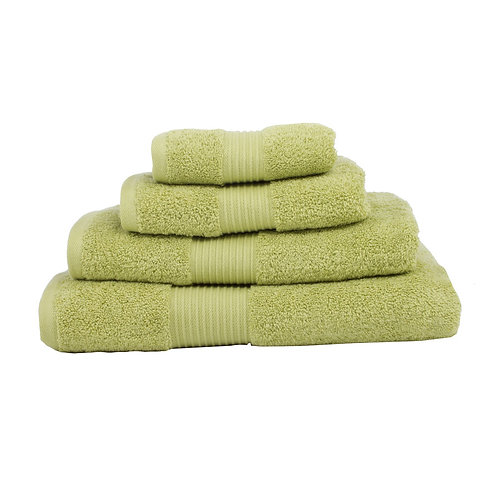 Bliss Quality Towel Green (Egyptian Cotton, Premium Quality)
