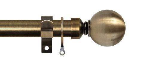 Extensis Antique Brass 25-28mm Extendable Pole