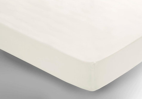 Ivory Fitted Sheet