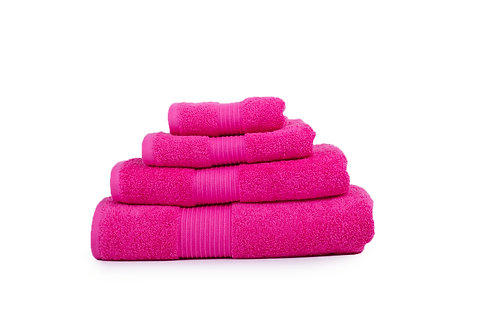 Bliss Quality Towel Hot Pink (Egyptian Cotton, Premium Quality)