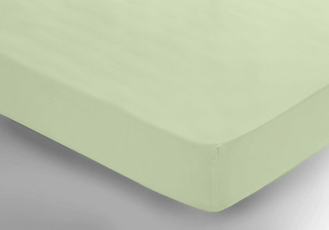 Mint Fitted Sheet