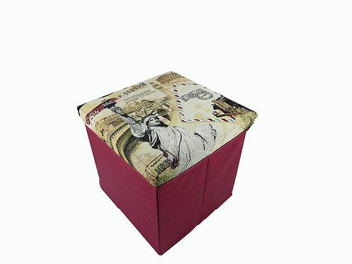 USA Folding Storage Box