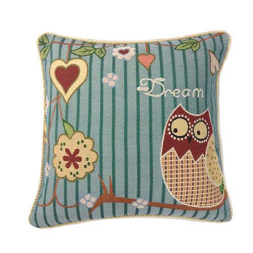 Owl Heart Tapestry