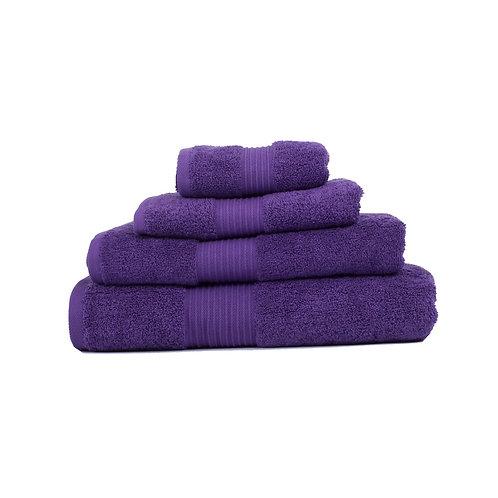 Bliss Quality Towel Purple (Egyptian Cotton, Premium Quality)