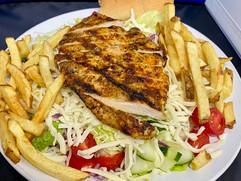 Wingman Special Salad