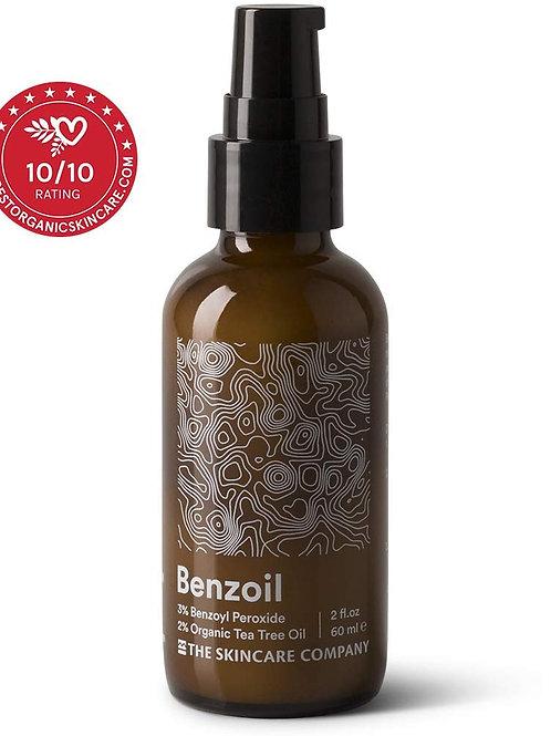 Benzoil  Rapid Acne & Spot Treatment Serum