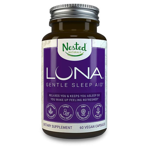 Nested Naturals Luna Natural Sleep Aid