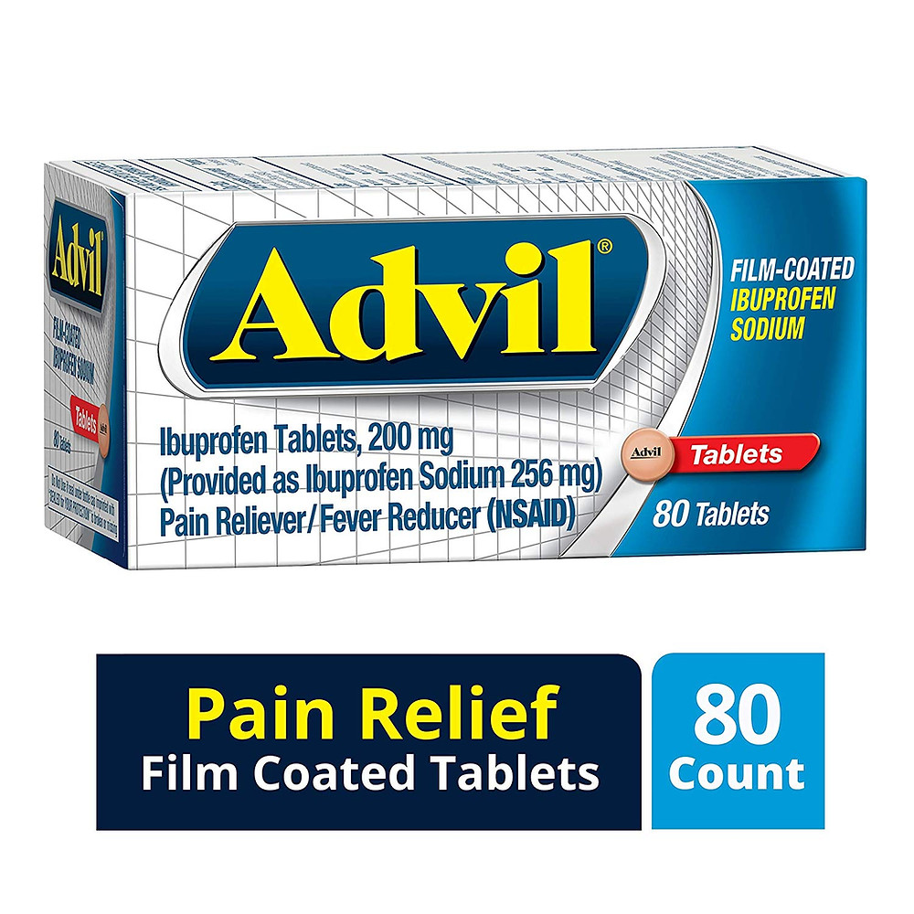 Is Advil Motrin Nurofen ibuprofen vegan?  Advil tablets are verified animal-free