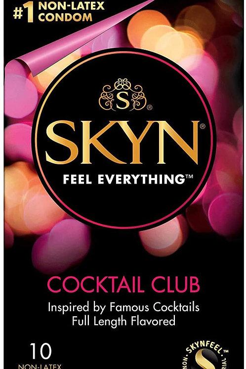 Skyn Cocktail Club Flavored Condoms