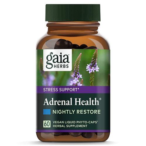 Gaia Herbs Adrenal Health Nightly Restore