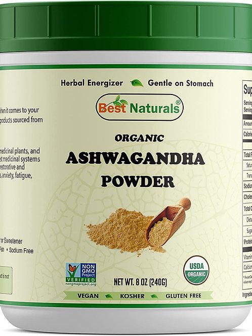 Best Naturals Ashwagandha Powder