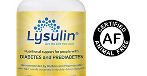 Lysulin:  A Certified Animal-Free Choice for Diabetes