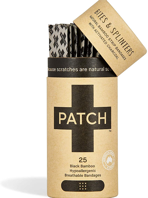 PATCH Bamboo Bandage for Bites & Splinters