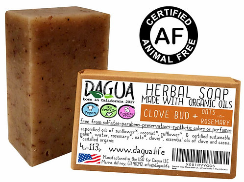 Dagua Herbal Soap