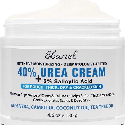 Ebanel 40% Urea Cream
