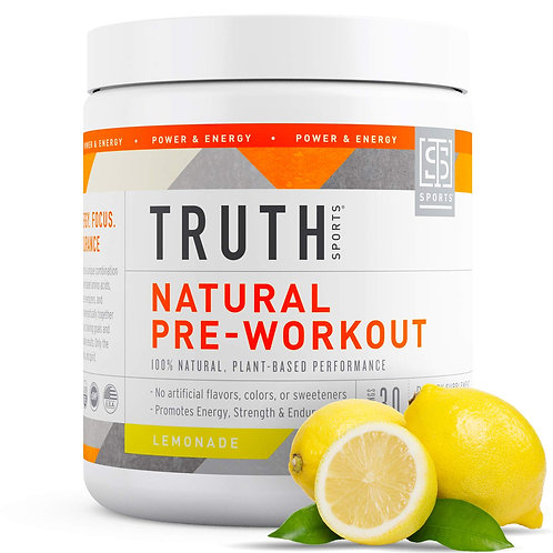 Truth Sports Natural Pre-Workout