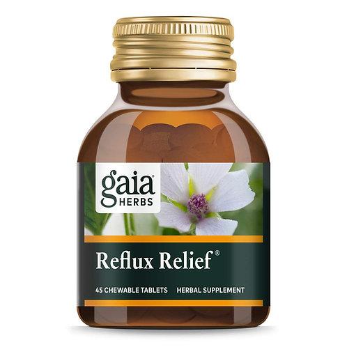 Gaia Herbs Reflux Relief Vegan Tablets