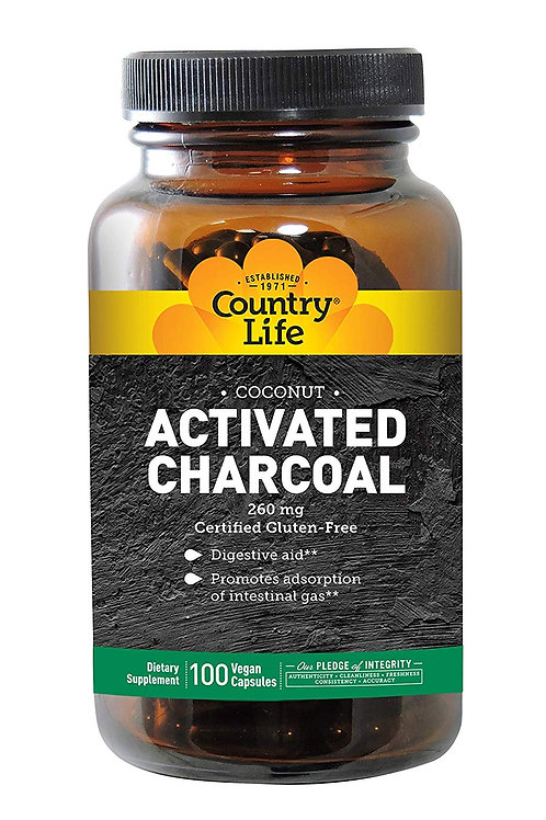 Country Life Natural Activated Charcoal