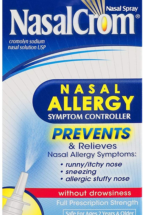 NasalCrom Nasal Spray without Drowsiness
