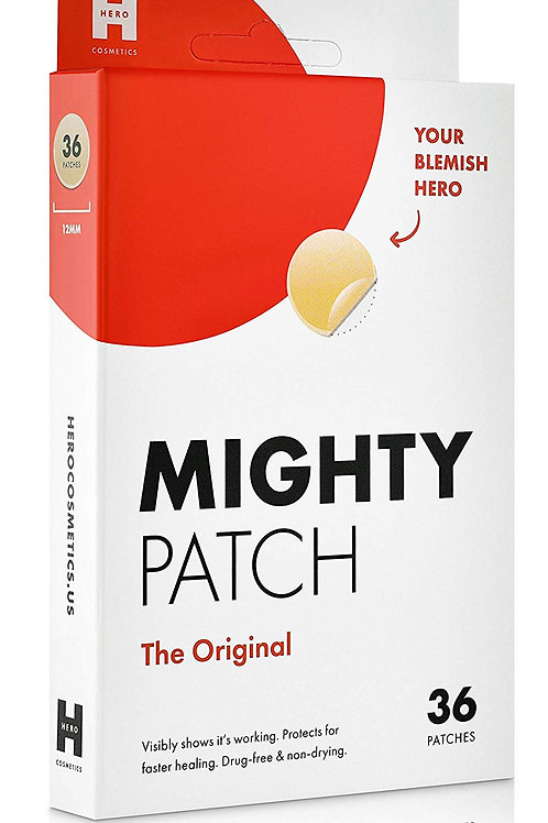Mighty Patch Original - Hydrocolloid Acne Pimple Patch Spot Treatment