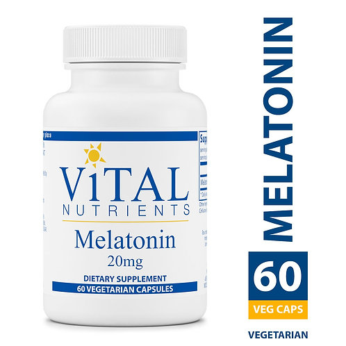 Vital Nutrients Melatonin