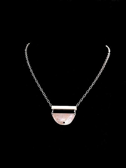 The Delicate Semi Circle Necklace