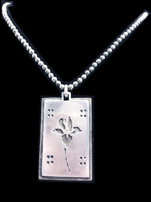 Iris Deco Necklace