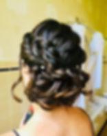 Hochzeitsfrisur K-Styling Coiffeur