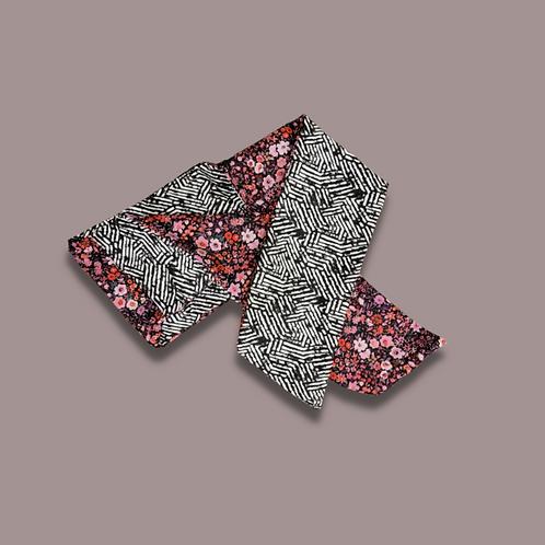 Pop of Color. Head Wrap